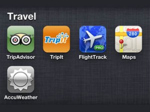 travel apps for the iphone