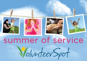 summer of service button